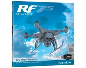 Symulator Realflight RF7.5 SLT Wireless Transmitter Interface Edition - GPMZ4534