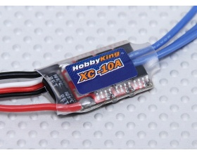 Regulator HOBBY KING BRUSHLESS CAR ESC 10A W/REVER