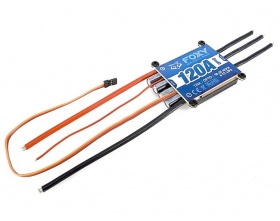 Regulator XR-120 OPTO HV air/heli - FOXY