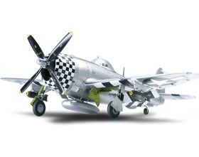 Republic P-47D Thunderbolt Bubbletop 1:48 | Tamiya 61091