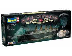 RMS Titanic 1:400 100th anniversary edition | Revell 05715
