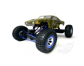 Rock Crusher 1:10 Electric 4WD RTR 2,4 GHz - HIMOTO