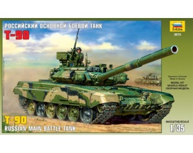 Russian Main Battle Tank T-90 1:35 | Zvezda 3573
