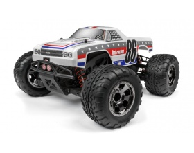 SAVAGE XS FLUX El Camino SS 1/12 4WD ELECTRIC MONSTER TRUCK-HPI 120093
