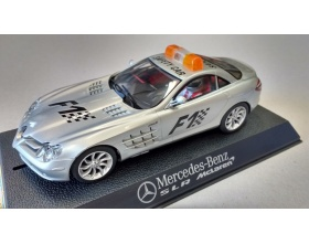 SCALEXTRIC C2756 Mercedes Benz SLR Mclaren F1 Safety Car