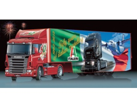 Scania R620 50th Anniversary | Italeri 3875