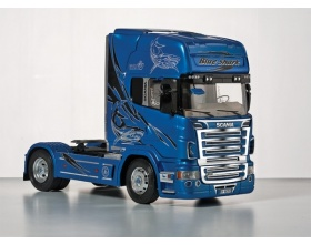 "Scania R620 ""Blue Shark"" 