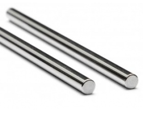 SHAFT 3x60mm (SILVER/2pcs)-HPI 72275