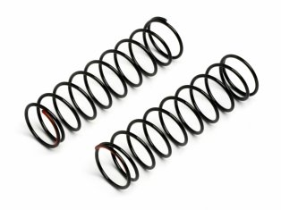 SHOCK SPRING 13x57x1.1mm 10coils (3.6lb/RED)-HPI 86912