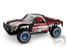 Short Course 1:10 Electric 4WD RTR (niebieski) - HIMOTO