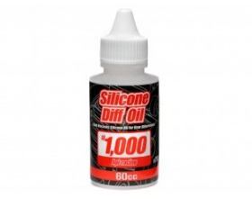 SILICONE DIFF OIL #1000, 60ml-HPI Z181