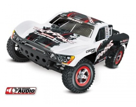 Slash 2WD XL-5 1:10 AUDIO - TRAXXAS 58034-2