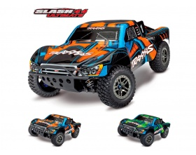 Slash 4x4 Ultimate (1:10, 4WD, LCG, TSM) - 68077-4 TRAXXAS