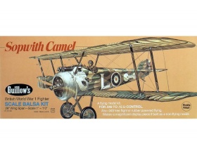 Sopwith Camel 711mm - 801 Guillow