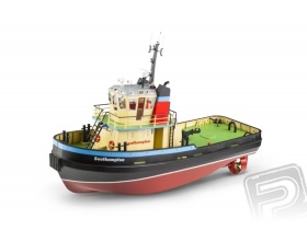 Southampton Tug Boat 2.4GHz RTR - 0701 Hobby Engine