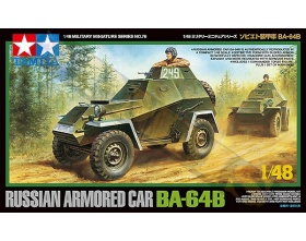 Soviet Armored Car BA-64B 1:48 | Tamiya 32576