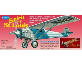 Spirit of St. Louis 876mm - 807 Guillow