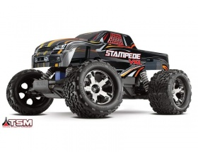 STAMPEDE VXL 2WD 1/10 TSM MONSTER - TRAXXAS 36076