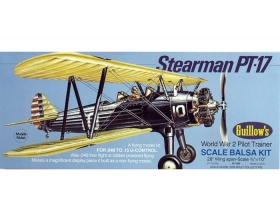 Stearman PT-17 711mm - 803 Guillow