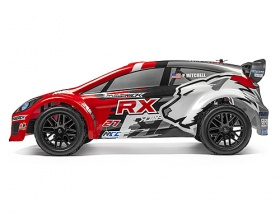 Strada RX RED Brushless 2,4 GHz 1:10 4WD RTR Rally Car - Maverick 12627