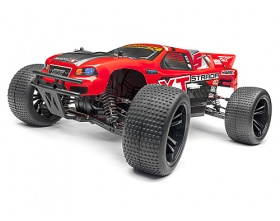 Strada XT RED Brushless 2,4 GHz 1:10 4WD RTR Truggy - Maverick 12622