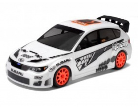SUBARU WRX STI BODY (150MM)-HPI 113236