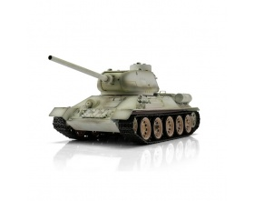 T34/85 1:16 METAL SNOW CAMO 2,4GHz | TORRO PRO EDITION