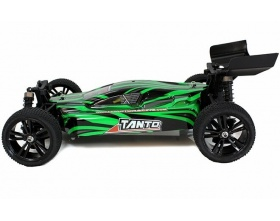 Tanto RTR 2.4GHz (brushless | zielony) - HIMOTO