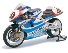 The Gallant Gamma 1:12 | Tamiya 14081