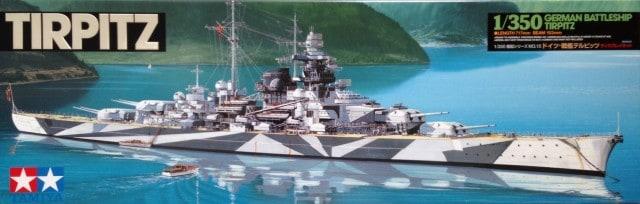 Rc Battleship Kits