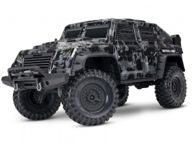 TRX-4 Tactical Unit (1:10, 4WD, XL-5 HV) - Traxxas 82066-4