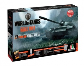 TYPE 59 WORLD OF TANKS 1:35 | Italeri 36508