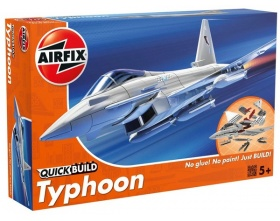 TYPHOON QUICK BUILD | Airfix 6002