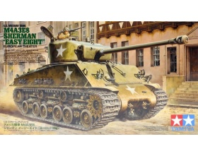 "U.S. Medium Tank M4A3E8 Sherman ""Easy Eight"" 1:35 