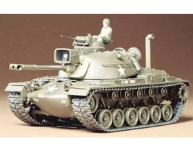 US M48A3 Patton Tank 1:35 | Tamiya 35120