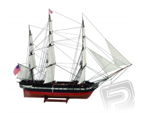 USS CONSTITUTION fregata 1:100 KIT - Billing Boats