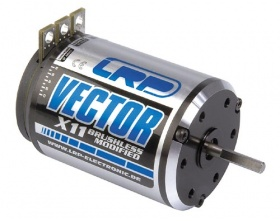 Vector X11 5,5 Turns - LRP