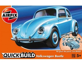 VOLKSWAGEN BEETLE QUICK BUILD | Airfix 6015