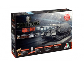 German Ferdinand/Elefant WORLD OF TANKS 1:35 | Italeri 36501