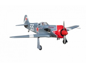 Yak-3U Steadfast - SEA270 Seagull